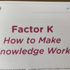 Factor K in Od (Overheidsdocumentatie)